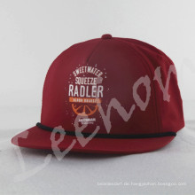 Werbe-Snapback Fashion Sport Flache Visier Caps