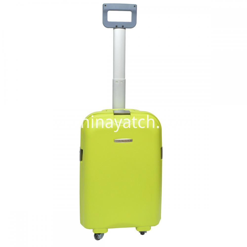 Scratch Proof PP Luggage