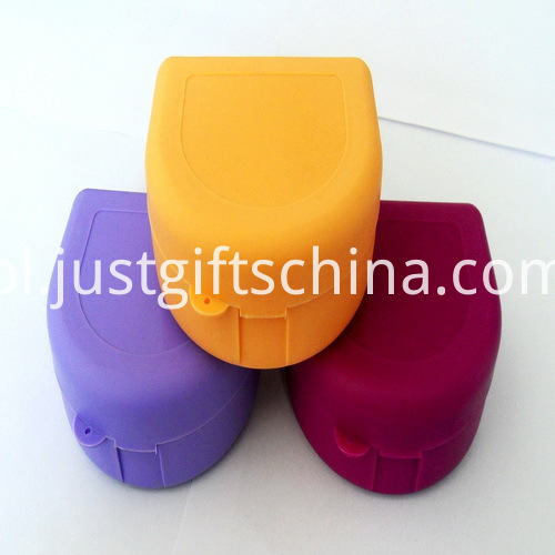 Promotional Semicircle Shape Denture Box_5