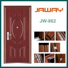 China Professional Manufacturer Design Steel Security Door, Steel Door