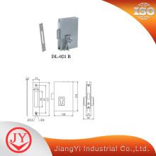 Barra de cerradura de puerta de vidrio deslizante SS304