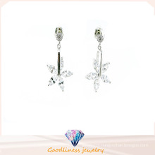 New Design and Fashion Woman′s Earring 925 Silver Jewelry (E6526)