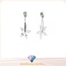 Новый дизайн и мода Женщина серьги 925 серебряные украшения (E6526)