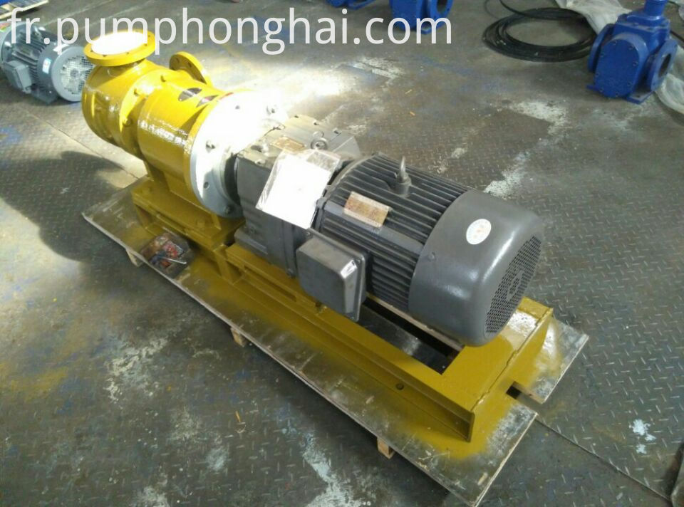 electric magnetic pump