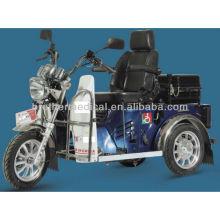 Behindertengas Rollstuhl