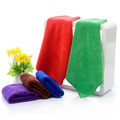 Unique Design Colorful Microfiber Towel Set Hk/ Kl