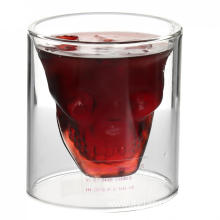 Wine glass stemless glass