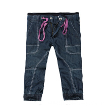 Girl's Casual Jeans for Summer and Spring