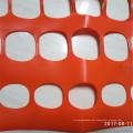 High Strength Orange Warning Plastic Mesh Fence