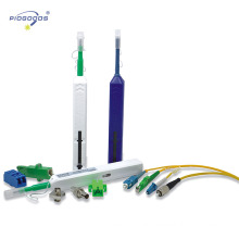 One-click pen type fiber optic cleaner for FC/SC/ST 2.5mm connectors 800tims lifetime