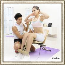 Bancada de peso dobrável 2013, máquina de exercício da cintura (CL-AF-B03)