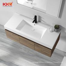 Sanitary Ware Wash Room Bathroom Wall Hung Cabinet Wash Basin