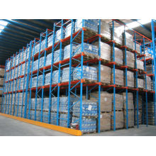 heavy duty warehouse shelving weight capacity