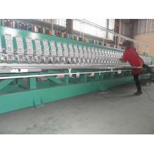 Hohe Produktivität flache Stickmaschine (kräftiger Körper, 850 u/min)