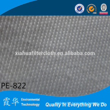 Polyester filter fabric for filter press