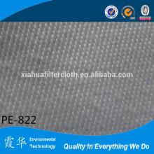 Tecido de filtro de poliéster para prensa de filtro
