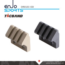 Tacband Keymod 45 Degree Offset Picatinny Rail Taschenlampe / Zubehör Mount Jagd Taschenlampe (3 Slot / 1,5 Zoll) Olive Drab
