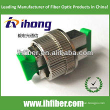 SC APC atenuador de fibra óptica variável