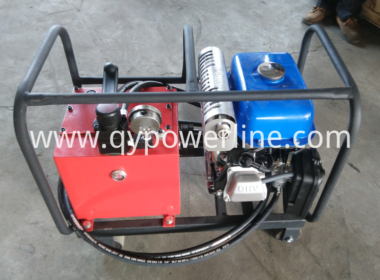 Engine Powered Hydraulic Power Pack