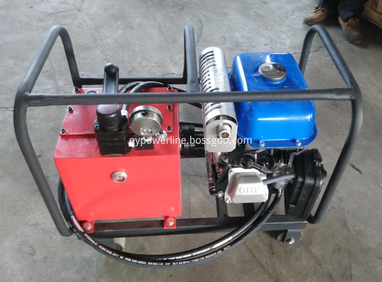 Engine Powered Hydraulic Power Pack