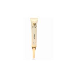 20 ml de plástico fino vacío cosmético elástico que empaqueta el tubo de la crema del ojo