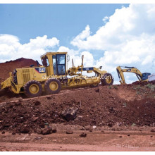 Mesin Jalan Caterpillar Cat 160K Motor Grader