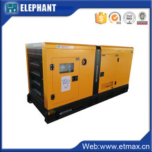 China Supplier 84kVA 67kw Cummins Portable Diesel Generator