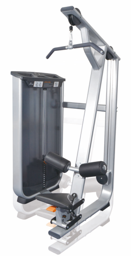 High Pulldown Machine