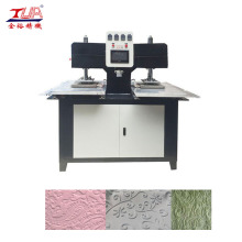 Produktiviti Automatik Embossed Machine Press Cloth