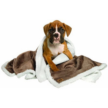 polar bear fleece pet blankets wholesales