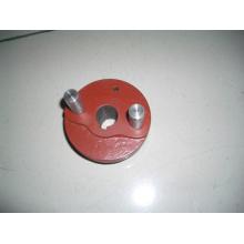 Fundición gris dúctil del bastidor del hierro del OEM con el mecanizado
