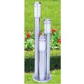 Produto novo luz solar para jardim ou gramado de iluminação 12W