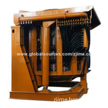Steel Scrap Electric Induction Melting Furnace, Durable, Safe and Reliable