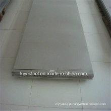 ASTM 2205 Duplex Aço Inoxidável Folha / Placa de Alta Qualidade