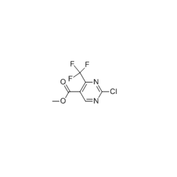 CAS 2-Chloro-4-(Trifluoromethyl)Pyrimidine-5-Carboxylate الميثيل 175137-27-6