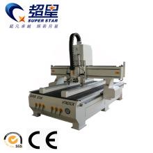 Máquina para trabajar la madera con husillo horizontal
