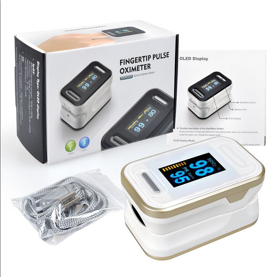 Good Quality Fingertip Pulse Oximeter