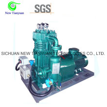 Compresor de gas Popylene usado para llenar / descargar gas / aumentar la presión