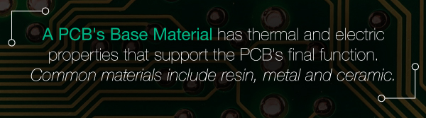 PCB Base Material | PCB fabrication