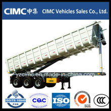 Cimc Best Price 3 Axle Tipping Dump Semi Trailer