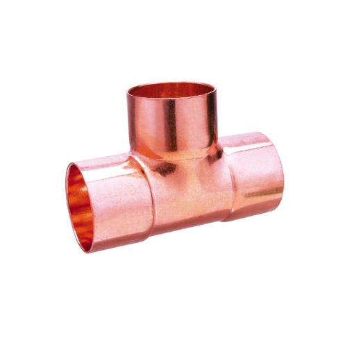copper Tee copper equal tee for plumbing