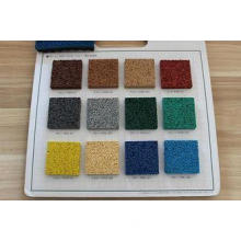 Tennis Courts Floor Colored Rubber Granules