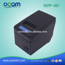 OCPP-587: impresora térmica del recibo de la factura de la POS barato de 58m m con el tenedor de papel grande
