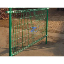 Double Loop Fencing for Garden