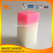 Best Selling Various Model Double Layer Personalized Professional Produce Dinner Candle