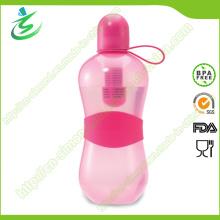 550ml botella de filtro de neón de color Bobble para vida verde