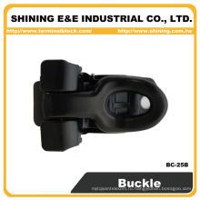 BC25B-BL15A Регулируемая Пряжка пластиковый зажим галстук