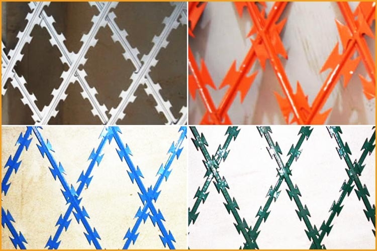 welded concertina razor wire mesh 4