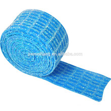 Limpeza doméstica matéria-prima fresca de esponja esfrega limpeza esponja matéria-prima