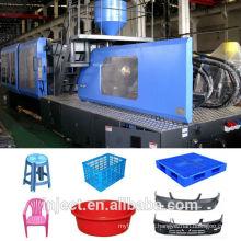 Máquina de moldagem por injeção de poupança de energia adequada com bomba variável para venda